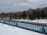 поезд Зимняя Сказка в Шорию ТурАкадемия Шерегеш